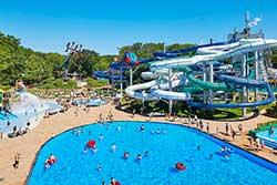 Buitenzwembad Tikibad Duinrell - Vakantiepark met buitenzwembad