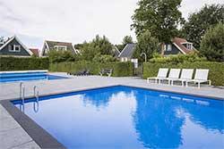 Buitenzwembad Landal Duinpark 't Hof van Haamstede - Vakantiepark met buitenzwembad