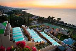 Hotel met privé zwembad - Elite Suites op Rhodos