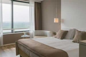 Hotelkamer - Fletcher Hotel-Restaurant De Wageningsche Berg - Nummer 4 beste Fletcher hotel van Nederland