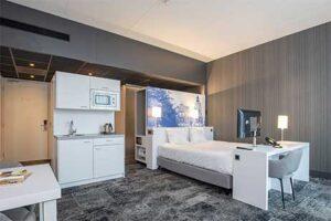 Hotelkamer Fletcher Hotel Restaurant Oss - Nummer 3 Beste Fletcher Hotels van Nederland
