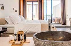 Hotelkamer met privézwembad - Zante Maris Suites op Zakytnhos