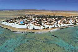 Duikresort Mövenpick Resort in El Quseir - Hotel met huisrif en duikschool in Egypte