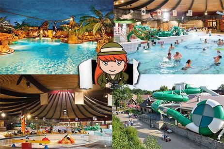 Hotels met een subtropisch zwembad in Nederland