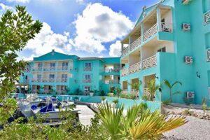 Nieuw hotel Bonaire - Ocean Breeze Bonaire