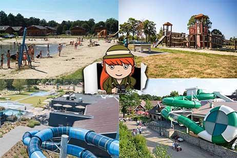 5x de leukste vakantieparken in de Achterhoek