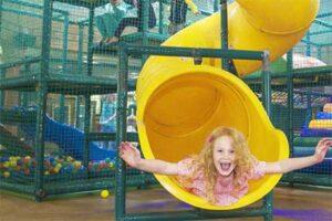Vakantiepark Achterhoek - Landal Stroombroek - Indoor Speeltuin