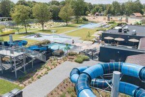 Vakantiepark Achterhoek: Vakantiepark de Twee Bruggen in Winterwijk - Zwembad