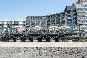 Amadore Hotel Restaurant Arion Vlissingen - Hotel aan zee