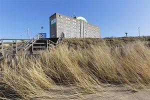Beach Hotel Zandvoort by Center Parcs Hotel aan zee met zwemparadijs