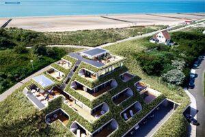 Duinhotel de Tien Torens - Hotel aan Zee Nederland