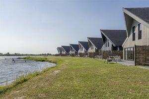 Dutchen Baayvillas - Kleinschalig vakantiepark in Nederland - Lauwersmeer