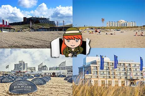 Hotel aan zee in Nederland: de 10 leukste tips