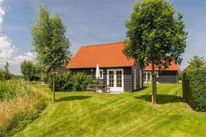 Zeeuwse cottage 5 personen - Oosterscheldepark de Stelhoeve - Kleinschalig vakantiepark aan zee
