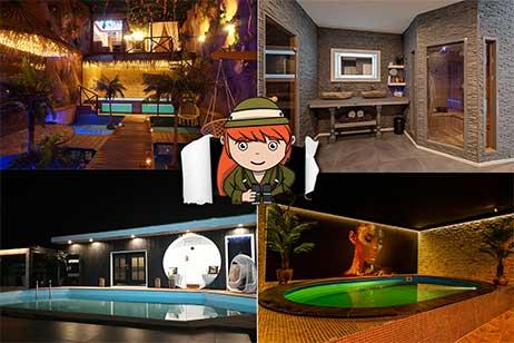 Privé sauna met zwembad in Nederland: 6 tips