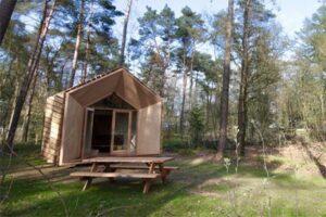 Bijzondere overnachting op de Veluwe - Duurzaam natuurhuisje in Ermelo