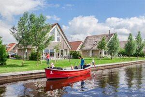 Boot huren Landal Waterpark Terherne - Nummer 3 beste Landal Park Nederland