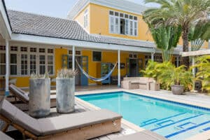 Boutique hotel 't Klooster - Boutique hotel Curacao