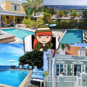 6x de mooiste boutique hotels op Curaçao