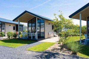 Europarcs Resort Veluwemeer - Tiny House - Vakantiepark Veluwemeer