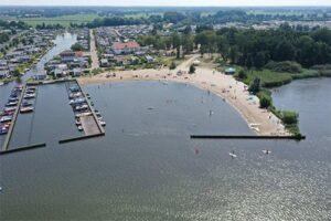 Europarcs Resort Veluwemeer - Vakantiepark aan het Veluwemeer - Strand