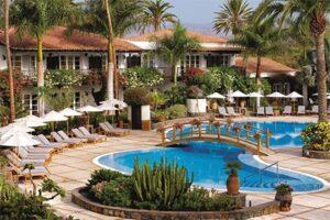 Grand Hotel Residencia in Maspalomas - Luxe Hotel op Gran Canaria