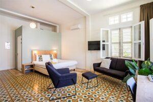 Hotelkamer Boutique Hotel 't Klooster - boetiekhotel op Curacao