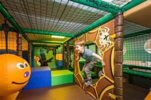 Indoor Speeltuin Landal Amerongse Berg -Nummer 5 Beste Landal Vakantiepark van Nederland