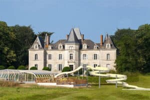 Kasteelcamping Frankrijk - Camping Château Le Foret