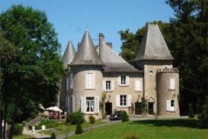 Kasteelcamping Frankrijk - Domaine de Mialaret