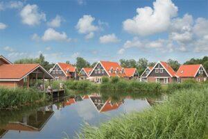 Landal Waterparc Vakantiepark Veluwemeer - Vakantiehuizen