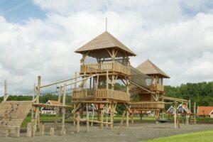 Landal Waterparc Veluwemer - Vakantiepark aan het Veluwemeer - Speeltuin