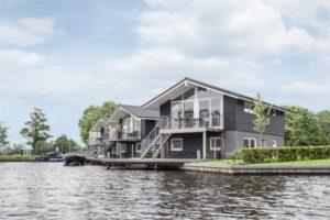 Landal Waterpark Sneekermeer - Vakantiepark aan het water in Friesland