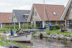 Landal Waterpark Terherne - Vakantiehuizen aan het water