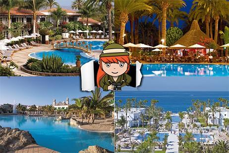 De 5 mooiste luxe 5-sterrenhotels op Gran Canaria