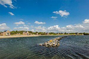 Qurios ECO Resort Grevelingenstrand - Vakantiepark aan het water in Ouddorp