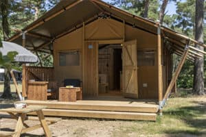 Safaritent Roompot Beach Resort - Glamping aan zee