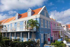 Scuba Lodge Boutique Hotel Curacao - Buitenkant