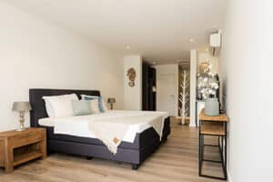 The Beach House Boutique Hotel op Curacao - Mambo Beach - Suite
