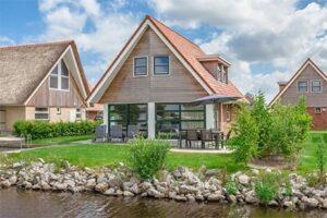 Vakantiehuis Landal Waterpark Terherne - Nummer 3 Beste Landal Park Nederland