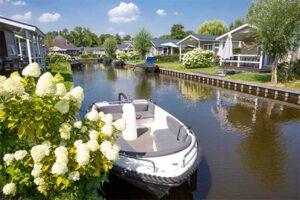Vakantiepark Giethoorn - Vakantiepark aan het water in Giethoorn