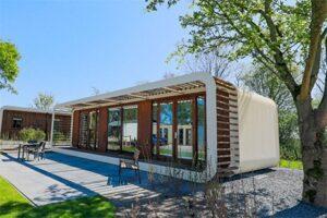 Vakantiepark Veluwemeer - Droompark Bad Hoophuizen - Modus Wellness Vakantiehuis