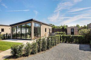 Vakantiepark Veluwemeer Familiehuis Nunspeet - Nieuwe Lodge