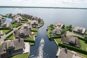 Waterpark Belterwiede - Vakantiepark aan het water