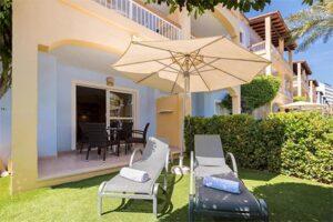 Alcudia Garden - Kindvriendelijk appartement met tuin Mallorca