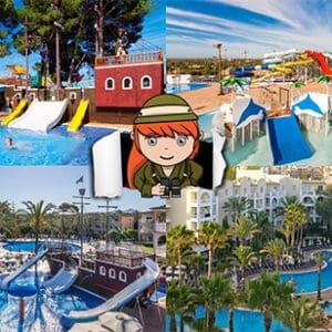 6x kindvriendelijke hotels en appartementen op Mallorca