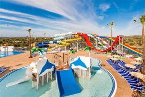 Splashworld Globales Bouganvilla - Hotel op Mallorca met glijbanen - Aquapark