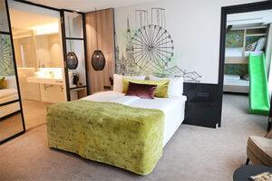 Van der Valk hotel Tilburg - Jungle Familiekamer