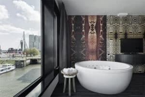 Waterfront Spa Suite - Mainport Design Hotel Rotterdam - Wellness Suite