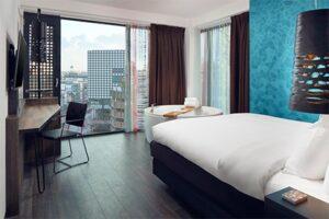 Wellness Suite Inntel Hotel Utrecht Centre - Spa Suite met Sauna